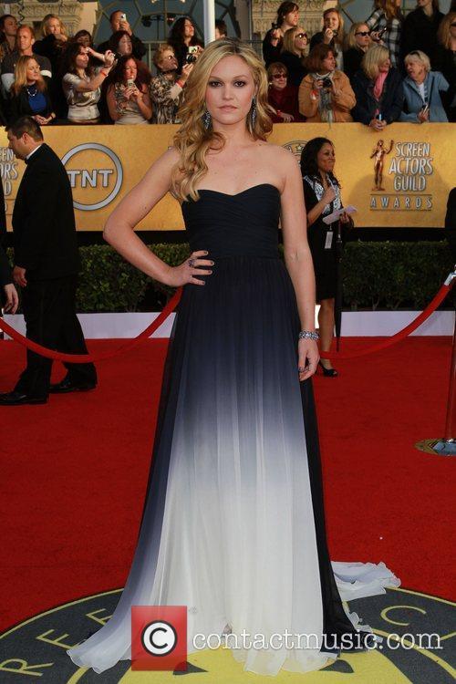Julia Stiles The 17th Annual Screen Actors Guild...