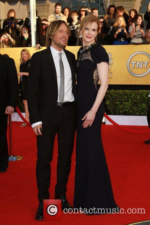Keith Urban and Nicole Kidman The 17th Annual...