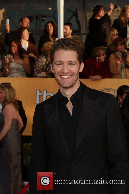 Matthew Morrison The 17th Annual Screen Actors Guild...