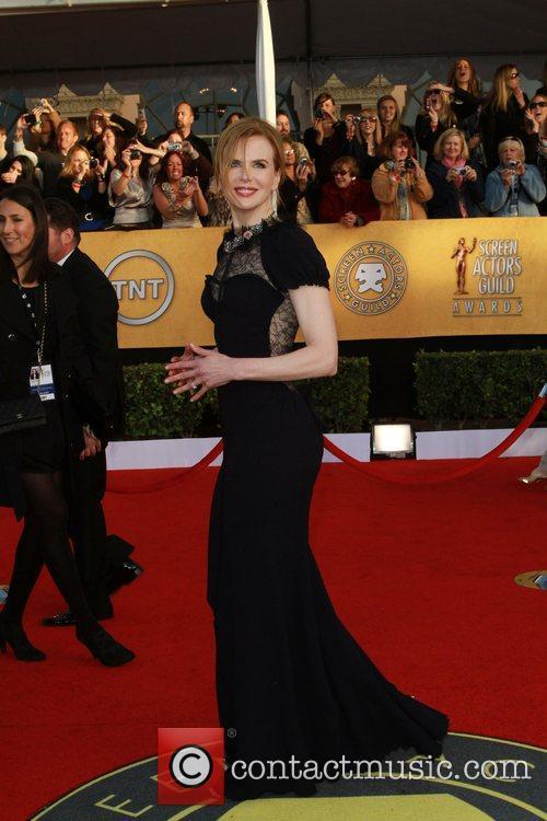 Nicole Kidman The 17th Annual Screen Actors Guild...