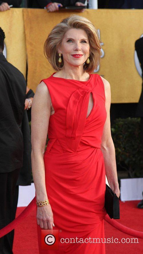 Christine Baranski,  The 17th Annual Screen Actors...