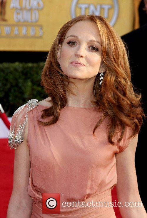 Jayma Mays,  The 17th Annual Screen Actors...