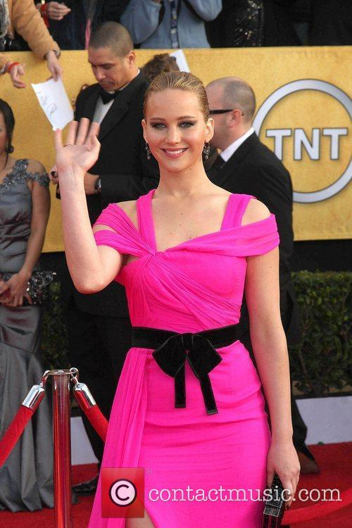 Jennifer Lawrence,  The 17th Annual Screen Actors...