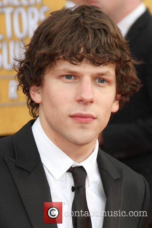 Jesse Eisenberg,  The 17th Annual Screen Actors...