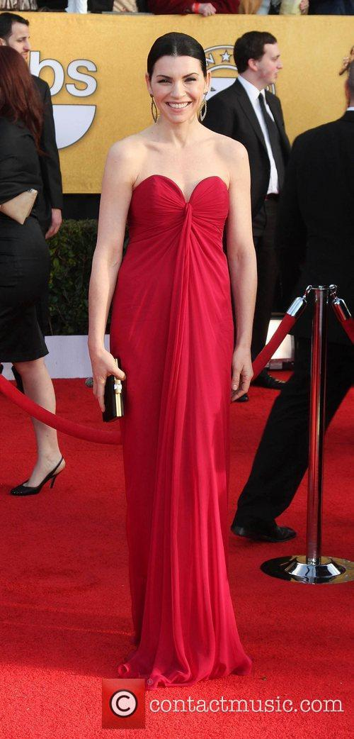 Julianna Margulies,  The 17th Annual Screen Actors...