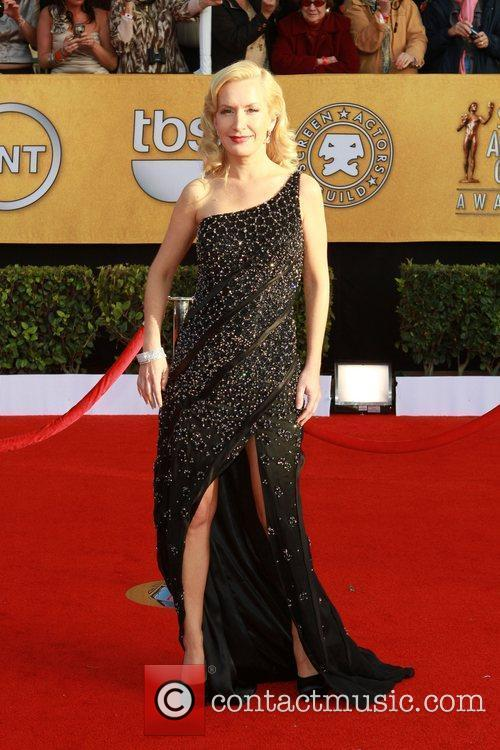 Angela Kinsey The 17th Annual Screen Actors Guild...