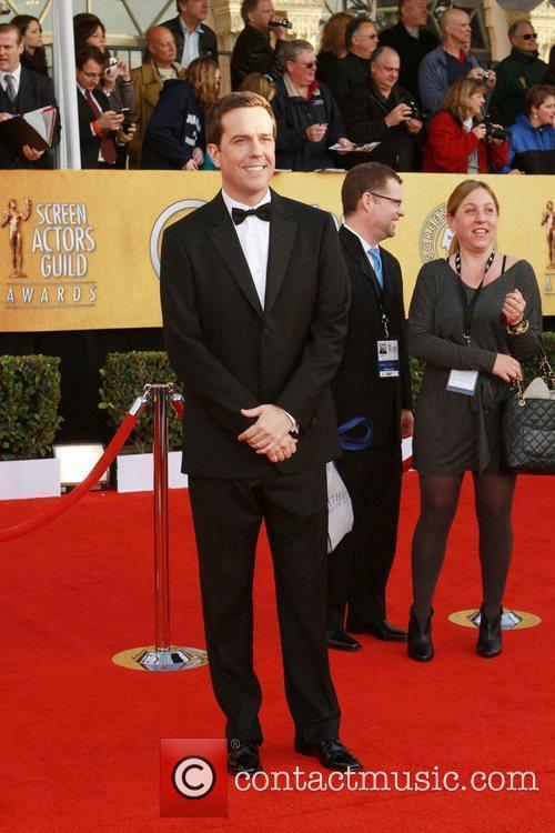Ed Helms The 17th Annual Screen Actors Guild...