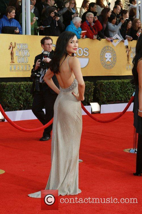 Naya Rivera The 17th Annual Screen Actors Guild...