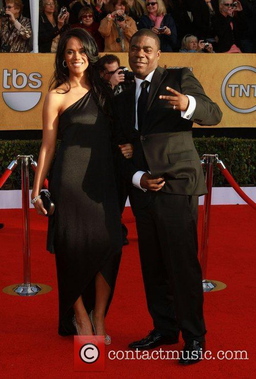 Tracey Morgan and Guest The 17th Annual Screen...