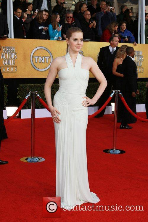 Amy Adams The 17th Annual Screen Actors Guild...