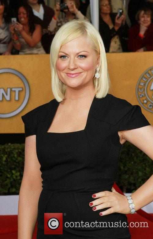 Amy Poehler The 17th Annual Screen Actors Guild...