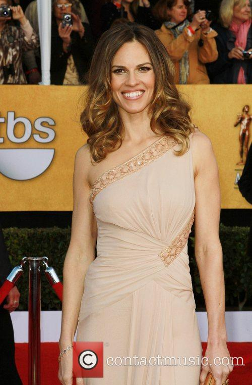 Hilary Swank The 17th Annual Screen Actors Guild...