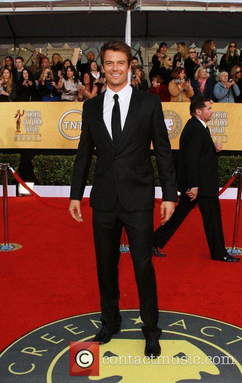 Josh Duhamel The 17th Annual Screen Actors Guild...
