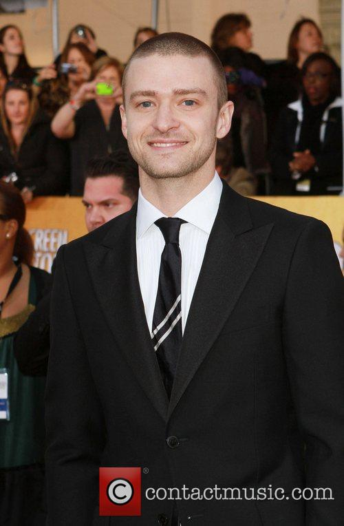 Justin Timberlake The 17th Annual Screen Actors Guild...
