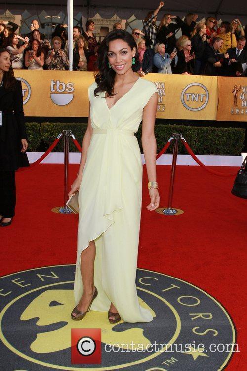 Rosaria Dawson The 17th Annual Screen Actors Guild...