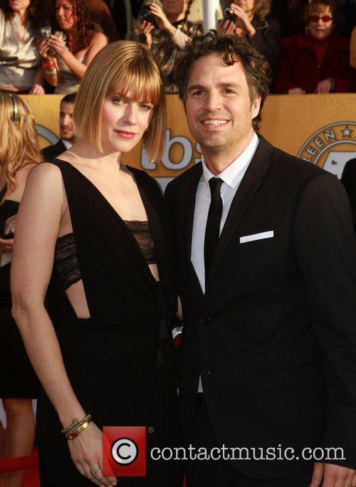 Mark Ruffalo and wife Sunrise Coigney The 17th...