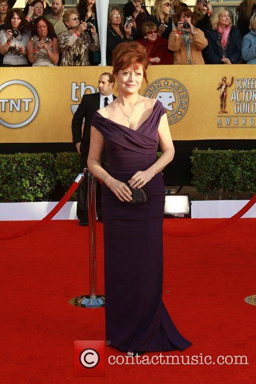 Susan Sarandon The 17th Annual Screen Actors Guild...
