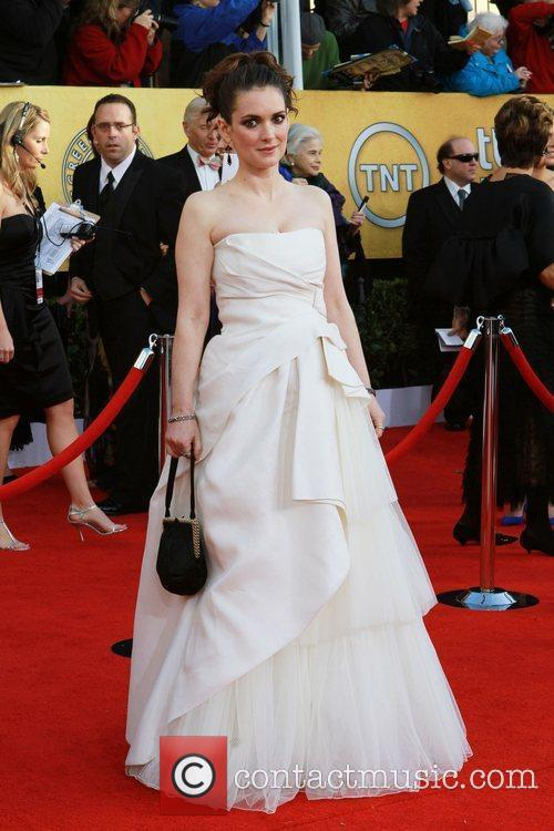 Winona Ryder The 17th Annual Screen Actors Guild...