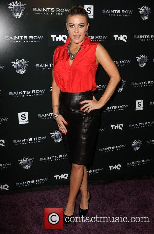 carmen electra saints row the third concert 3555773