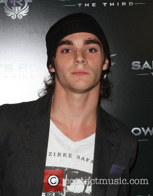 RJ Mitte Saints Row: The Third concert and...