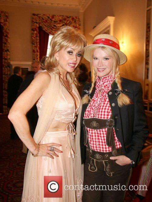 Sally Farmiloe and Cindy Jackson 2