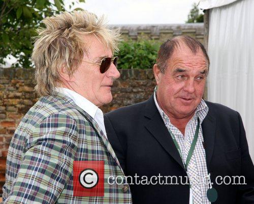 Rod Stewart  at the last day of...