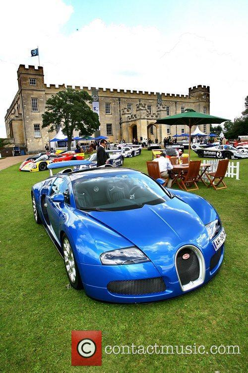 Bugatti Veyron  Day 3 of the Annual...