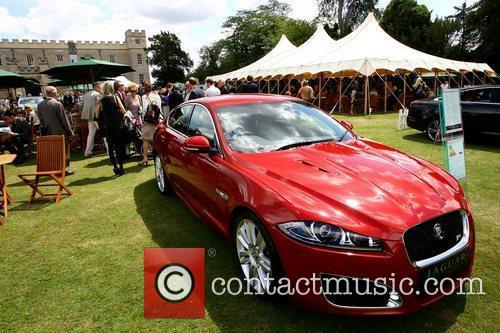 Jaguar XFR  Day 3 of the Annual...
