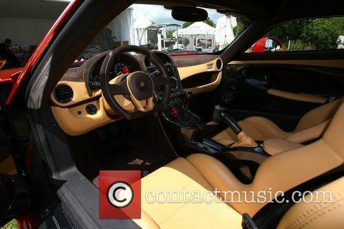 Nolan M600 interior  Day 3 of the...