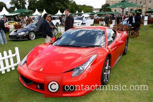 Day 3 of the Annual Salon Prive Luxury...