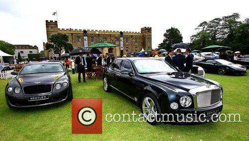 Bentley Continental Supersports and Bentley Mulsanne Day 3...