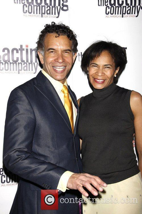 Brian Stokes Mitchell and Allyson Tucker The After...