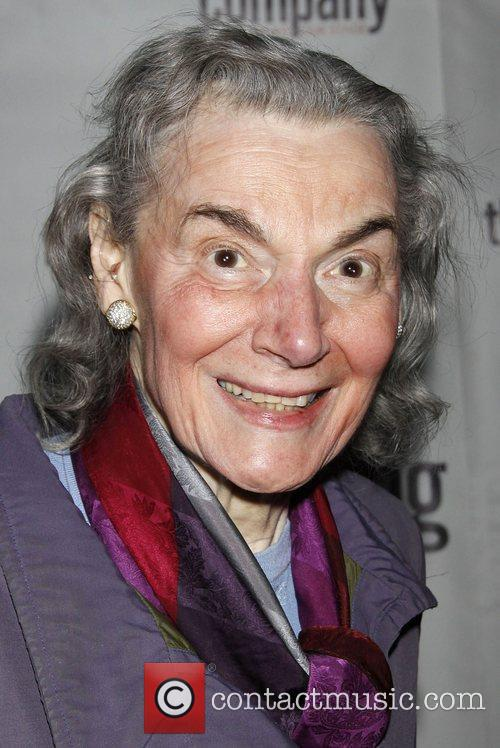 Marian Seldes The After Party for the Acting...