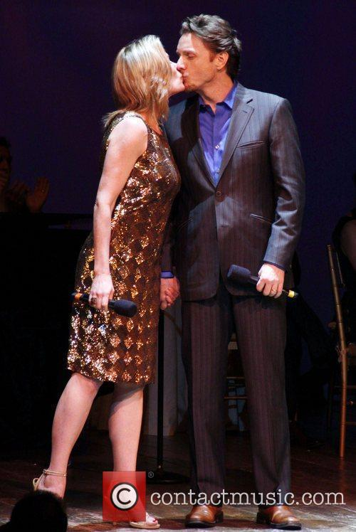 Marin Mazzie and Jason Danieley The Acting Company...