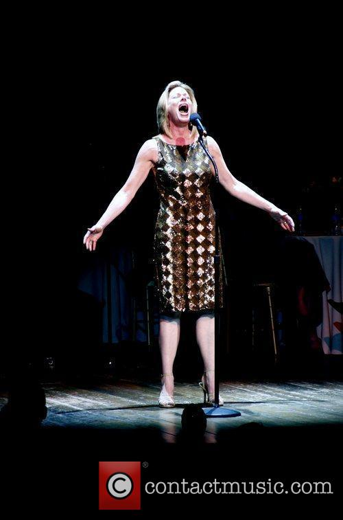 Marin Mazzie The Acting Company Salute to Terrence...
