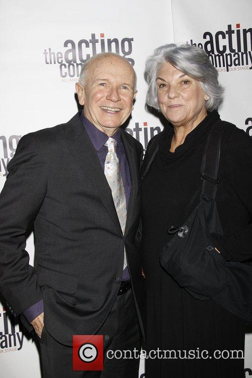 Terrence McNally and Tyne Daly The After Party...