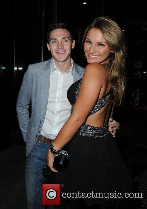 Sam Faiers And Kirk Norcross 1
