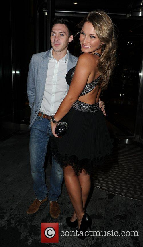 Sam Faiers And Kirk Norcross 3