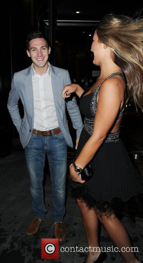 Sam Faiers And Kirk Norcross 5