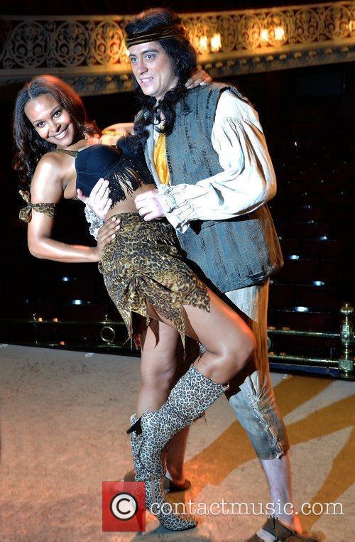 Samantha Mumba and Brian Gilligan Samantha Mumba poses...