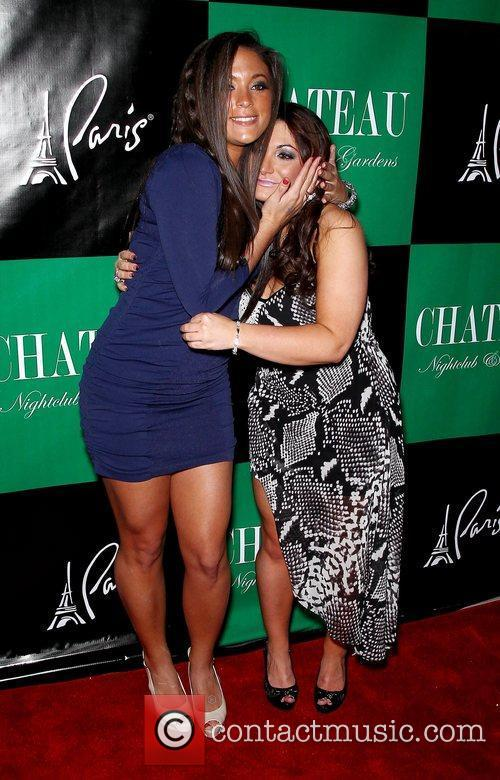 Sammi ' Sweetheart' Giancola and Deena Nicole Cortese...