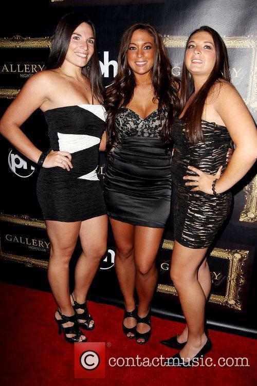 Rachel Giancola, Sammi 'Sweetheart' Giancola and Nikki Giancola...
