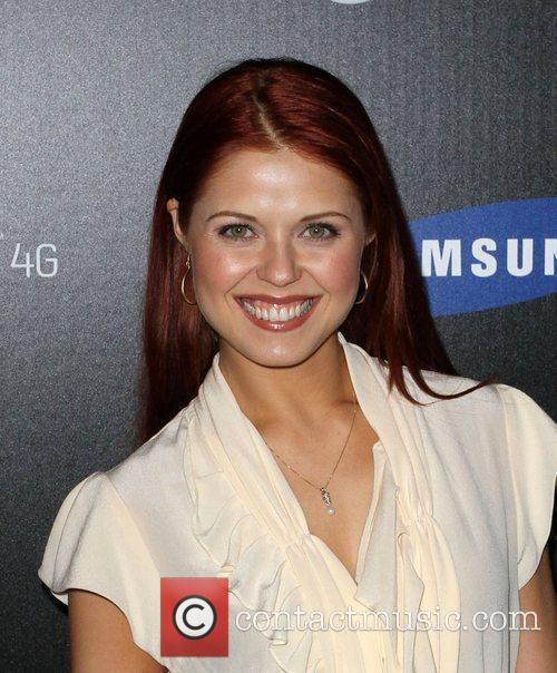 Anna Trebunskaya Samsung Infuse 4G For AT&T launch...