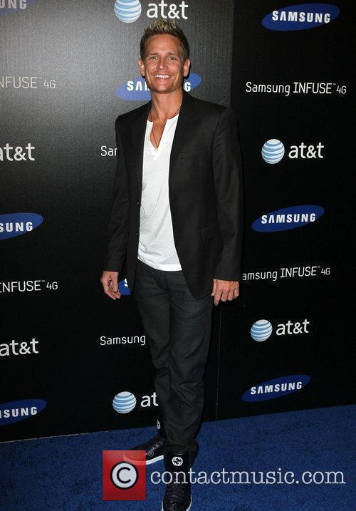 Damian Whitewood Samsung Infuse 4G For AT&T launch...