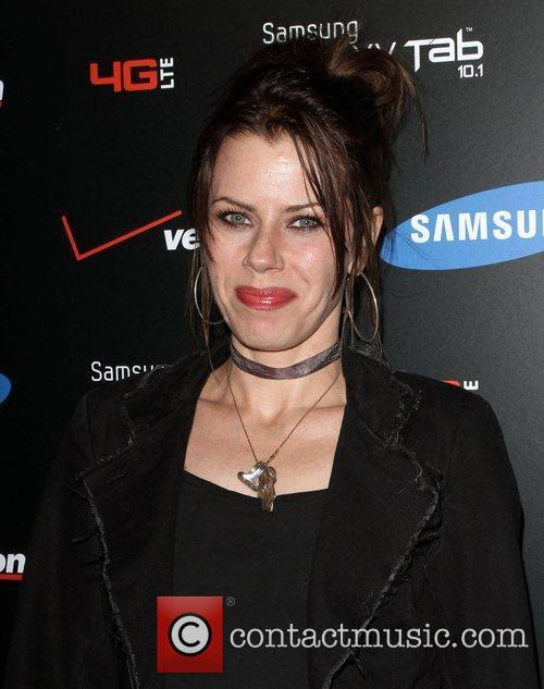 Fairuza Balk Samsung Galaxy Tab 10.1 Launch Event...