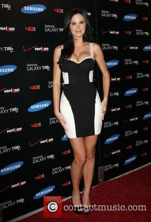 Jayde Nicole Samsung Galaxy Tab 10.1 Launch Event...