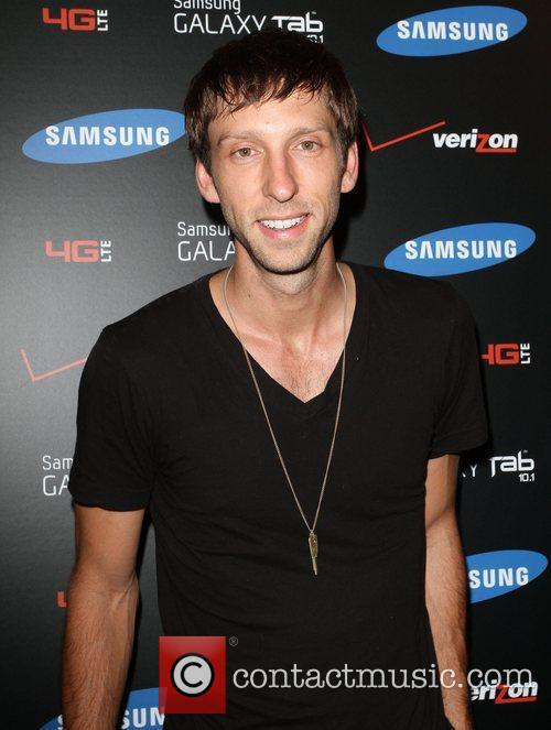Joel David Moore Samsung Galaxy Tab 10.1 Launch...