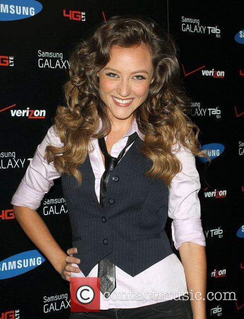 Lauren C. Mayhew Samsung Galaxy Tab 10.1 Launch...