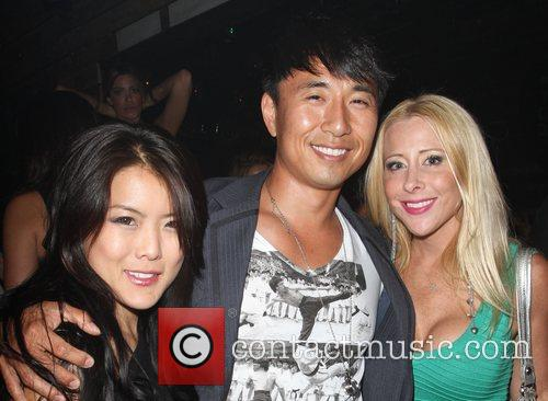 James Kyson Lee and Guests Samsung Galaxy Tab...