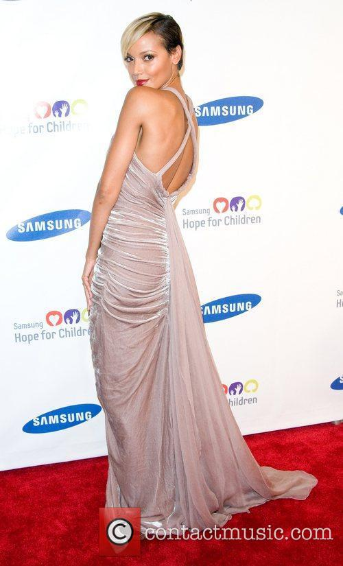Selita Ebanks 2011 Samsung Hope For Children Benefit...